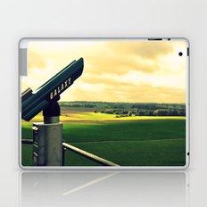 Overlooking the battlefield Laptop & iPad Skin