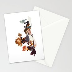 Important Wizarding Stationery Cards