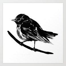 Bird Lover 1 Art Print