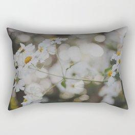 White Dreams Rectangular Pillow
