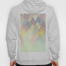 Pastel Mountains Hoody