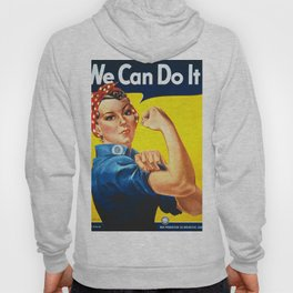 We Can Do It Hoody