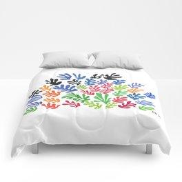 La Gerbe by Matisse Comforters