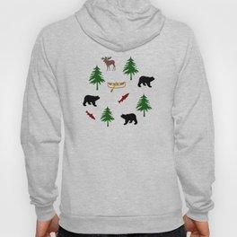 Moose Bear Hoody