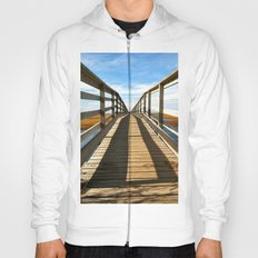 Cross the Bridge Hoody
