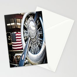 Aviation in the USA Stationery Cards