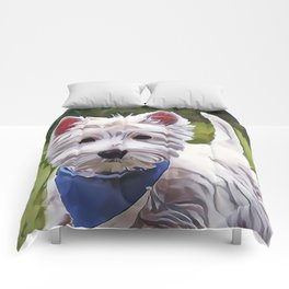 The West Highland Terrier Comforters