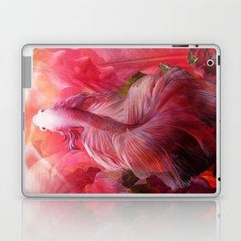 """Betta splendens Tropical Dream (Siam fighter)"" Laptop & iPad Skin"