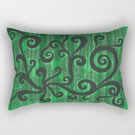 Over Growth Rectangular Pillow