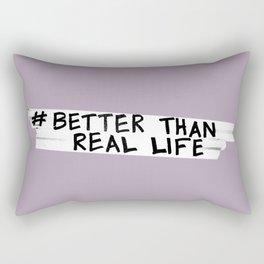Hashtag Blessed Rectangular Pillow