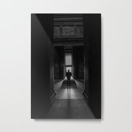 The Shrine Metal Print