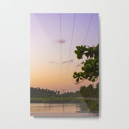 Baixio Metal Print