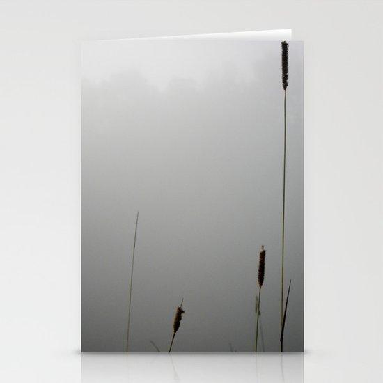 Sea of Fog Stationery Cards