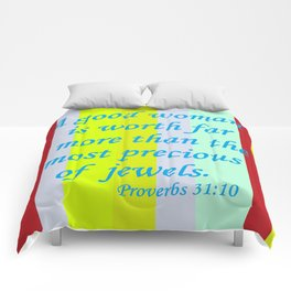 A Good Woman Comforters