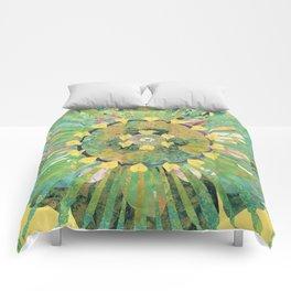FlowerWaltz02 Comforters