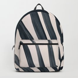 Gray Palm #3 Backpack