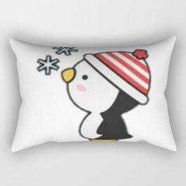 Sweet penguin Rectangular Pillow