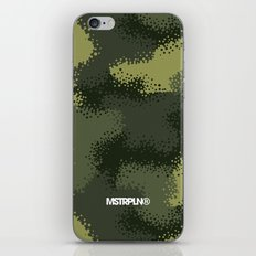 MPat Camouflage Pattern iPhone & iPod Skin