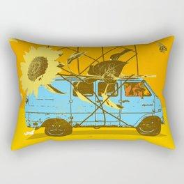 ON OUR WAY Rectangular Pillow