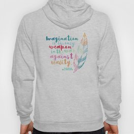 Alice In Wonderland | Quote 1 Hoody