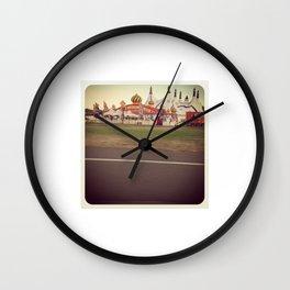 Carnies Wall Clock
