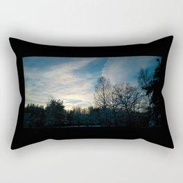 This winter's gonna hurt like a m... Rectangular Pillow
