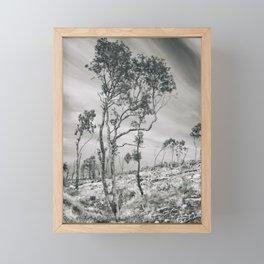 Standing tall Framed Mini Art Print
