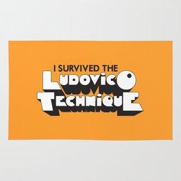 Ludovico Technique Rug