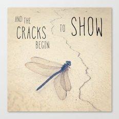 Dragonfly Inspiration Canvas Print