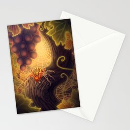 Marbled Orb Weaver Stationery Cards