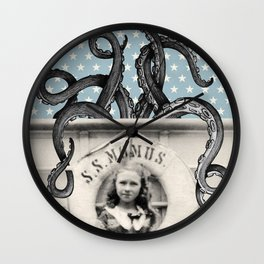 Momus Wall Clock
