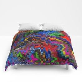 Strip Thin Comforters