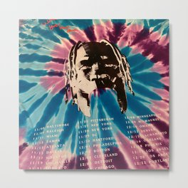 scott album travis 2020 dede6 Metal Print