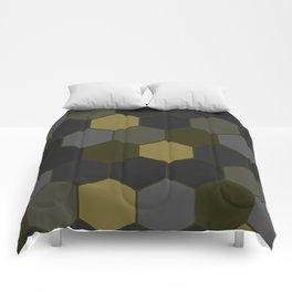 DARK HIVE Comforters