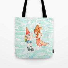 Love Under the Sea Tote Bag