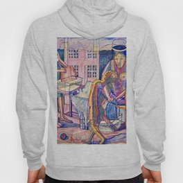 Passage of Time Hoody
