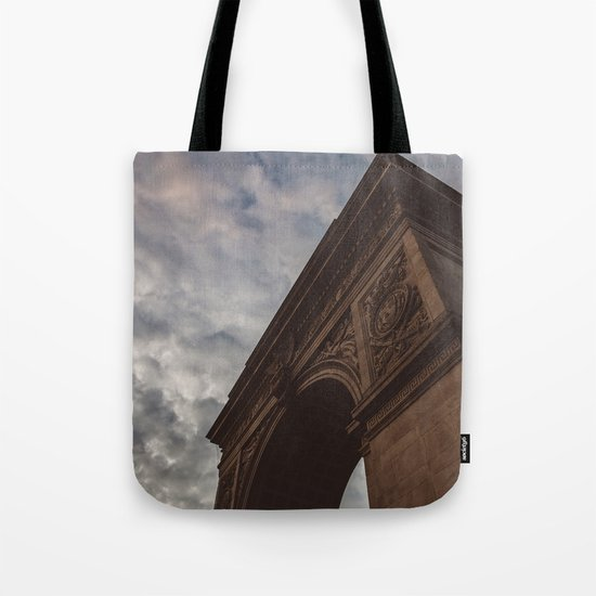 Washington Square Sunset Tote Bag