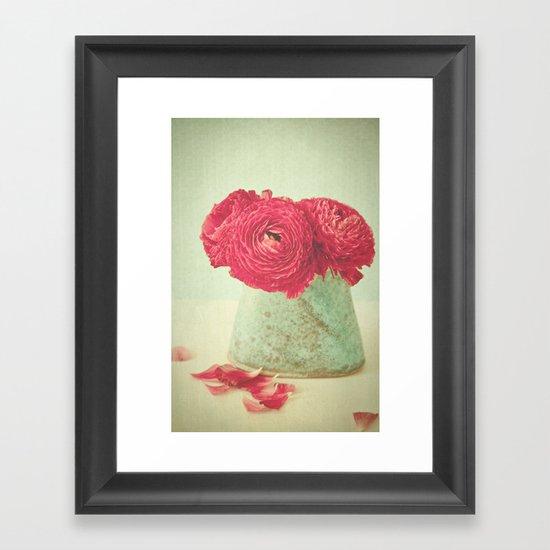 Joyful Framed Art Print