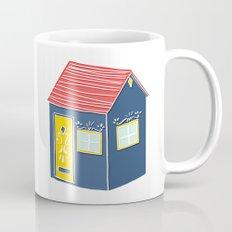 Little Scandinavian House Mug