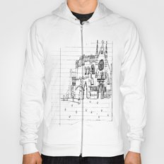 Childhood Drawings (Cathedral) Hoody