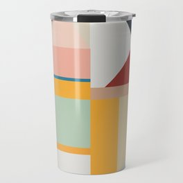modern abstract II Travel Mug
