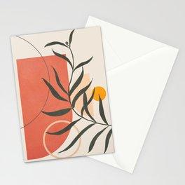 Geometric Modern Art 41 Stationery Cards