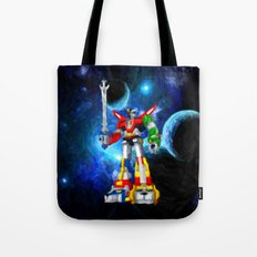 Voltron - Painting Style Tote Bag