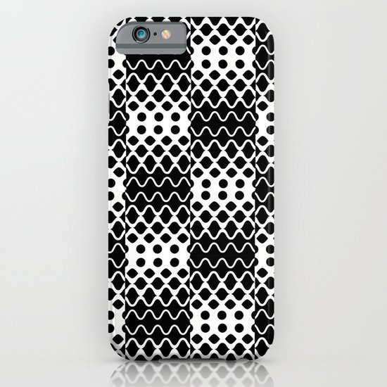 Light Waves iPhone & iPod Case