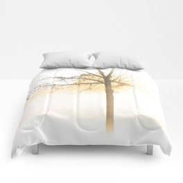 The White Woods Comforters