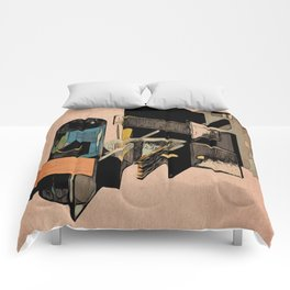 The Architecture Student Element House Dream Comforters