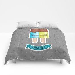CRACK! Comforters
