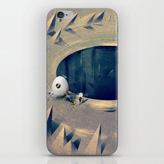 "Lunarize ""Big Hole"" Print iPhone & iPod Skin"