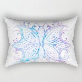 Butterfly Abstract G540 Rectangular Pillow