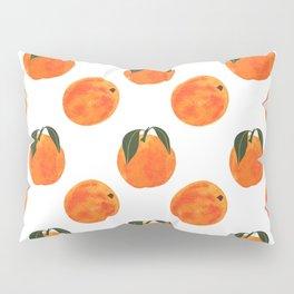 Peach Harvest Pillow Sham